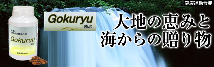 大地の恵みと海からの贈り物/極流-Gokuryu